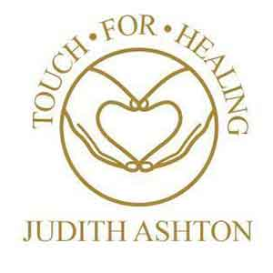 Judith Ashtoon Touch For Healing logo